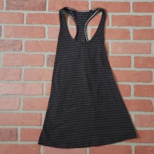 Lululemon Athletica Striped Tank Top